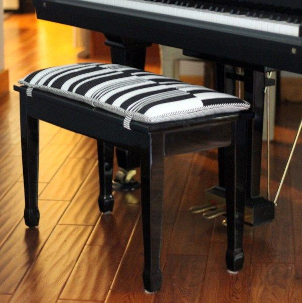 Best ideas about DIY Piano Bench . Save or Pin Best 25 Piano bench ideas on Pinterest Now.