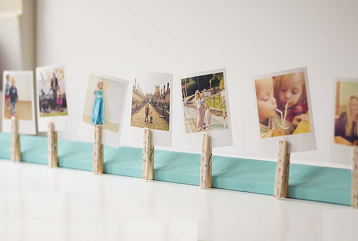 Best ideas about DIY Picture Stand . Save or Pin DIY Holder Now.