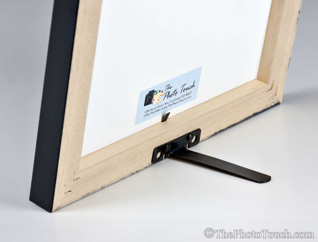 Best ideas about DIY Picture Stand . Save or Pin Picture Frame Easel Back EaselMate Easel for Frames Now.