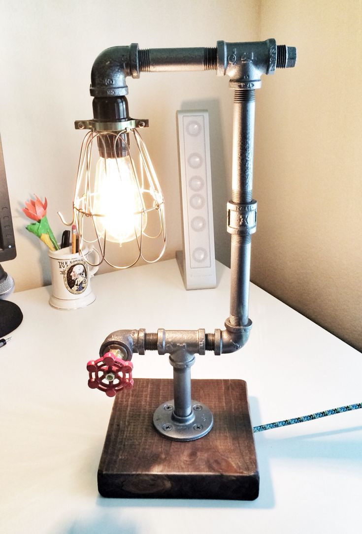 Best ideas about DIY Pipe Lights . Save or Pin Best 25 Pipe lamp ideas on Pinterest Now.