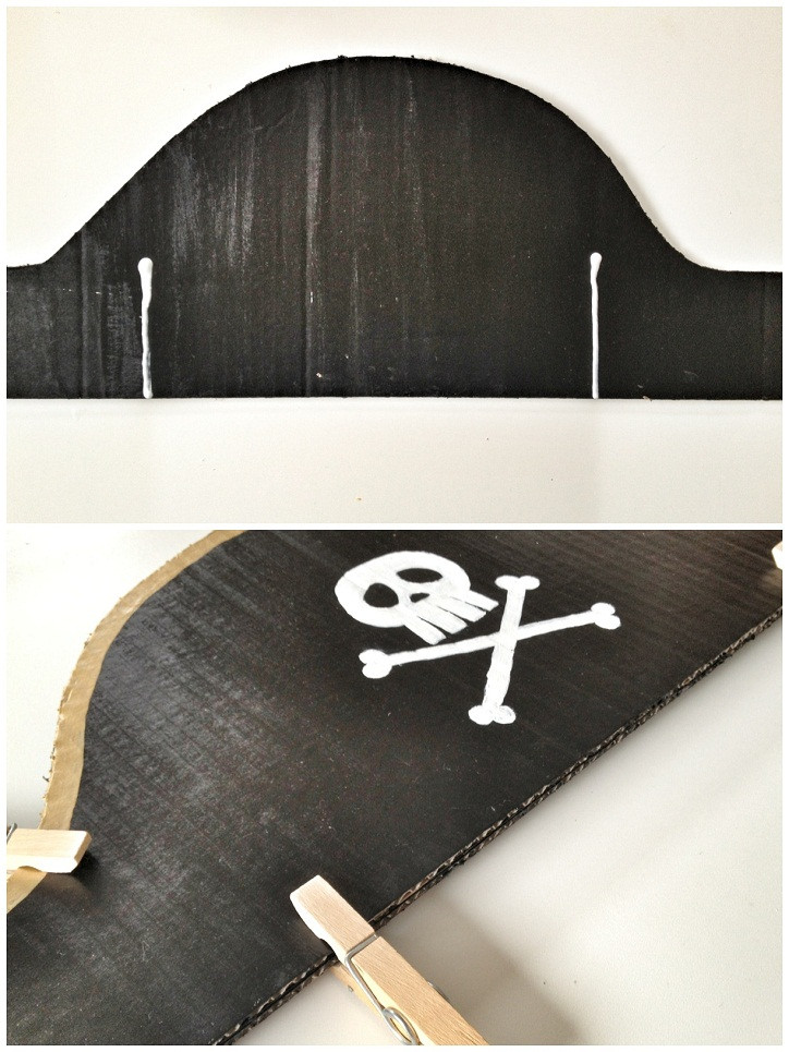 Best ideas about DIY Pirate Hat . Save or Pin The Pirate Hat e of our Favourite Craft Ideas for Children Now.