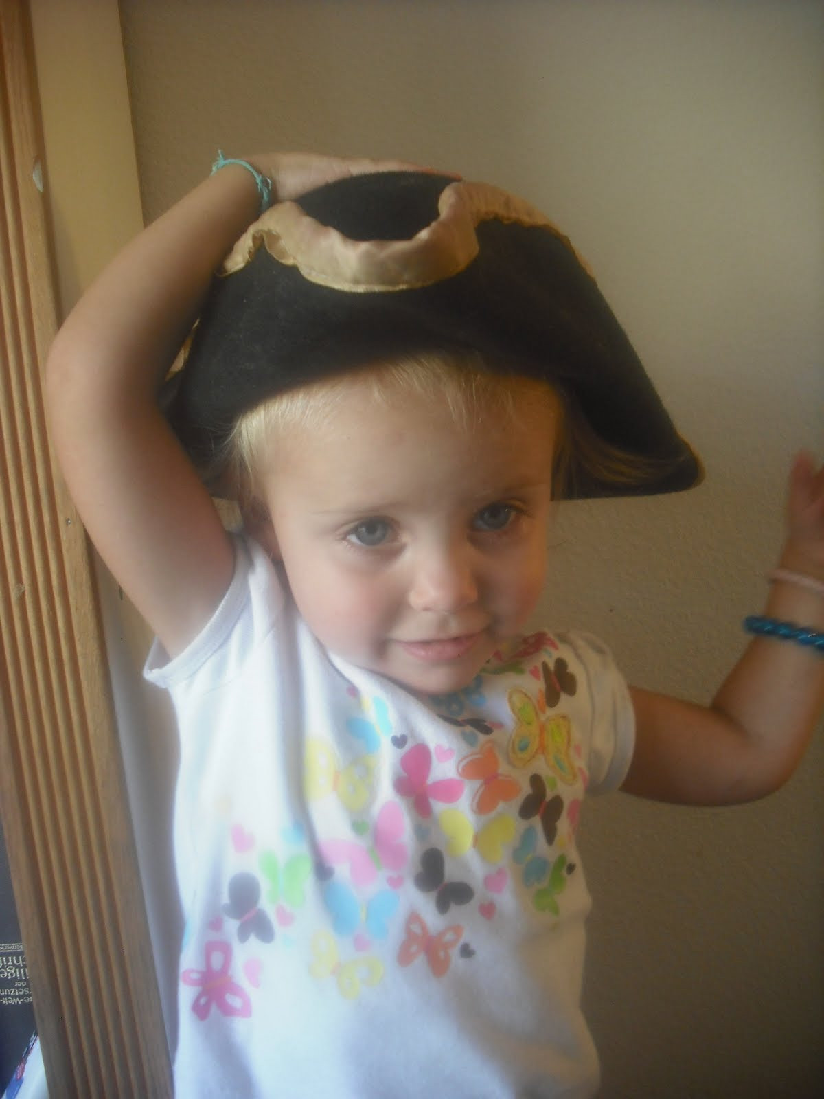 Best ideas about DIY Pirate Hat . Save or Pin Homemade Play for Kids How to make Jack Sparrow s tricorn Now.