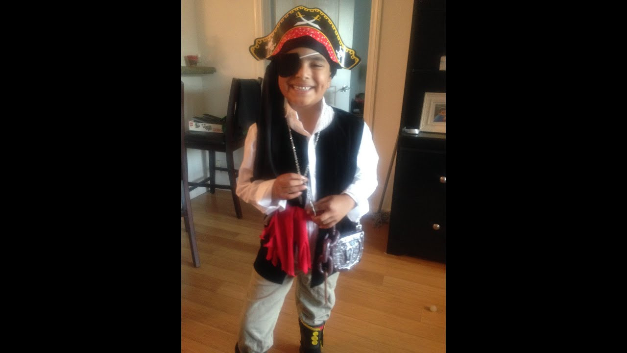 Best ideas about DIY Pirate Hat . Save or Pin DIY PIRATE COSTUME Now.