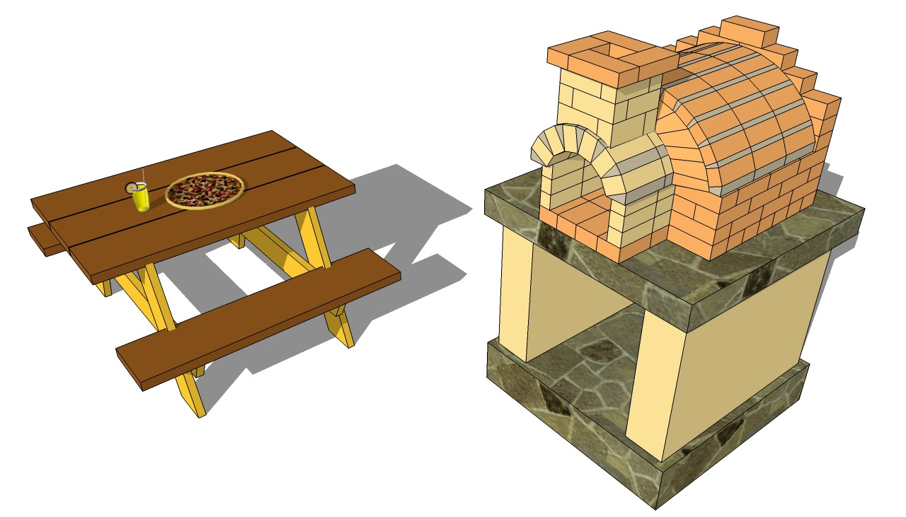 Best ideas about DIY Pizza Oven Plans Free . Save or Pin Outdoor Pizza Oven Plans Now.