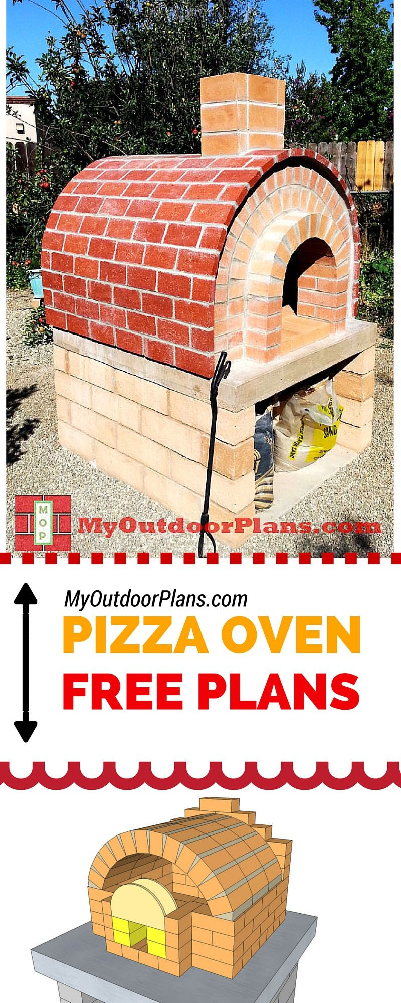 Best ideas about DIY Pizza Oven Plans Free . Save or Pin Pizza oven plans Easy to follow instructions and Now.