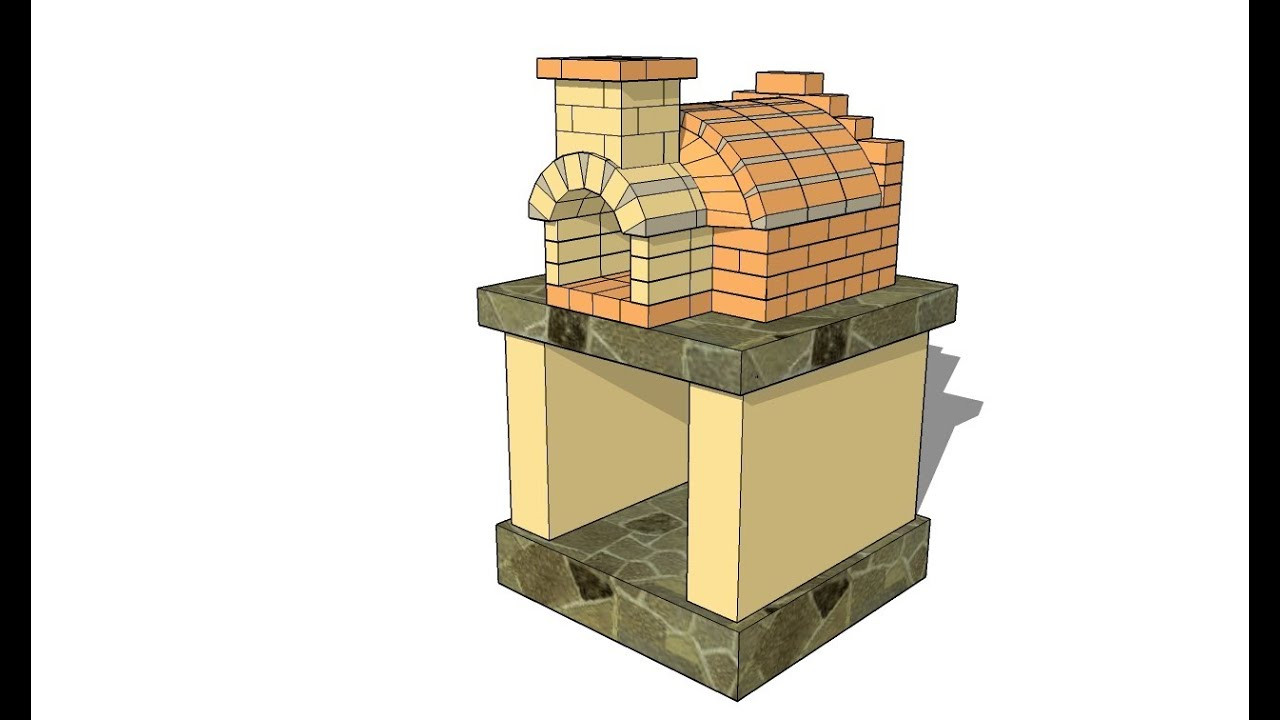 Best ideas about DIY Pizza Oven Plans Free . Save or Pin Free Pizza Oven Plans Now.