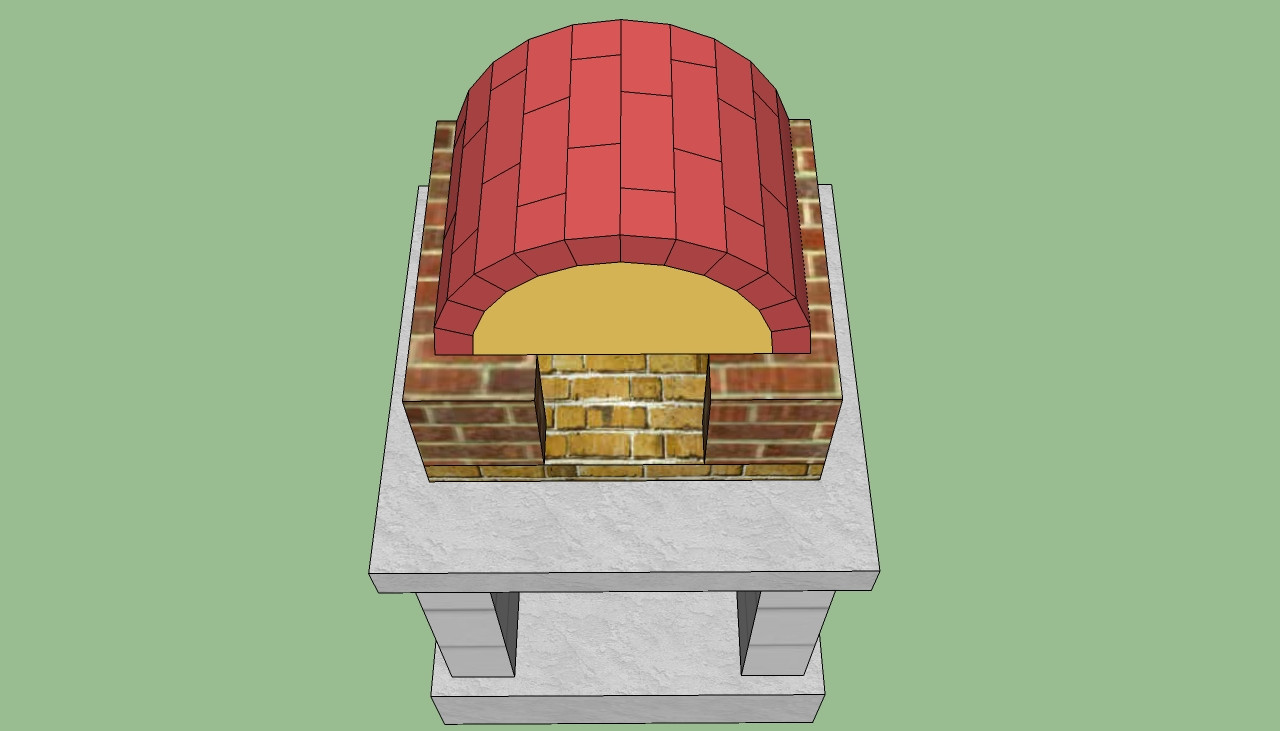 Best ideas about DIY Pizza Oven Plans Free . Save or Pin PDF Plans Free Wood Fired Pizza Oven Plans Download join Now.