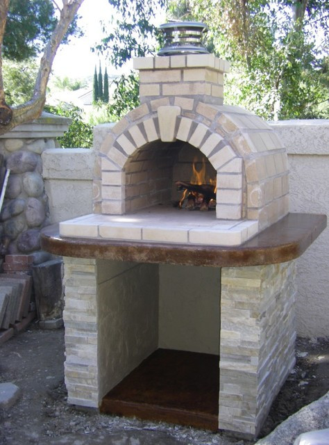 Best ideas about DIY Pizza Oven Plans Free . Save or Pin The Schlentz Family DIY Wood Fired Brick Pizza Oven by Now.