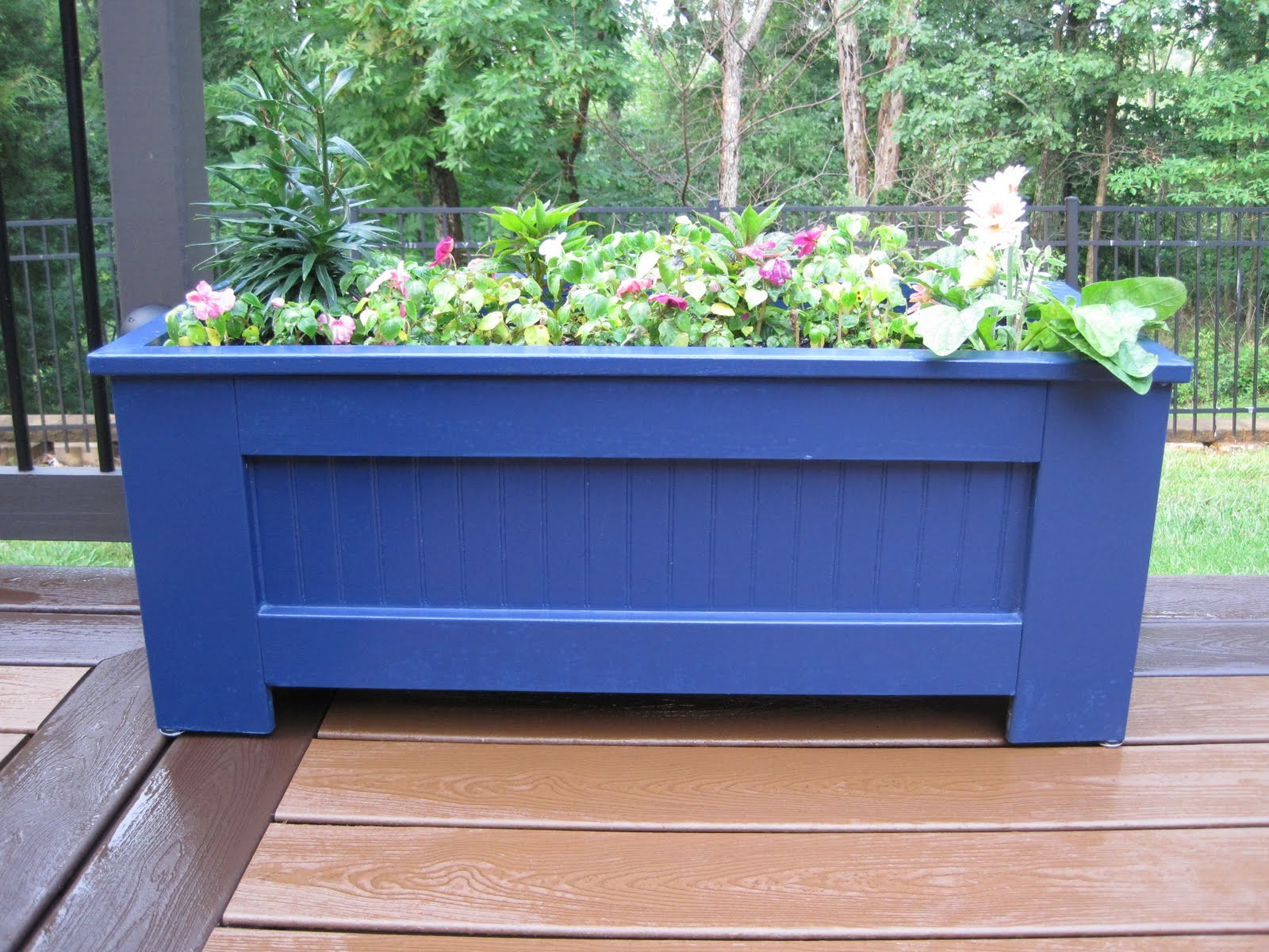 Best ideas about DIY Planter Box . Save or Pin SAVED BY GRACE DIY Planter Boxes Now.