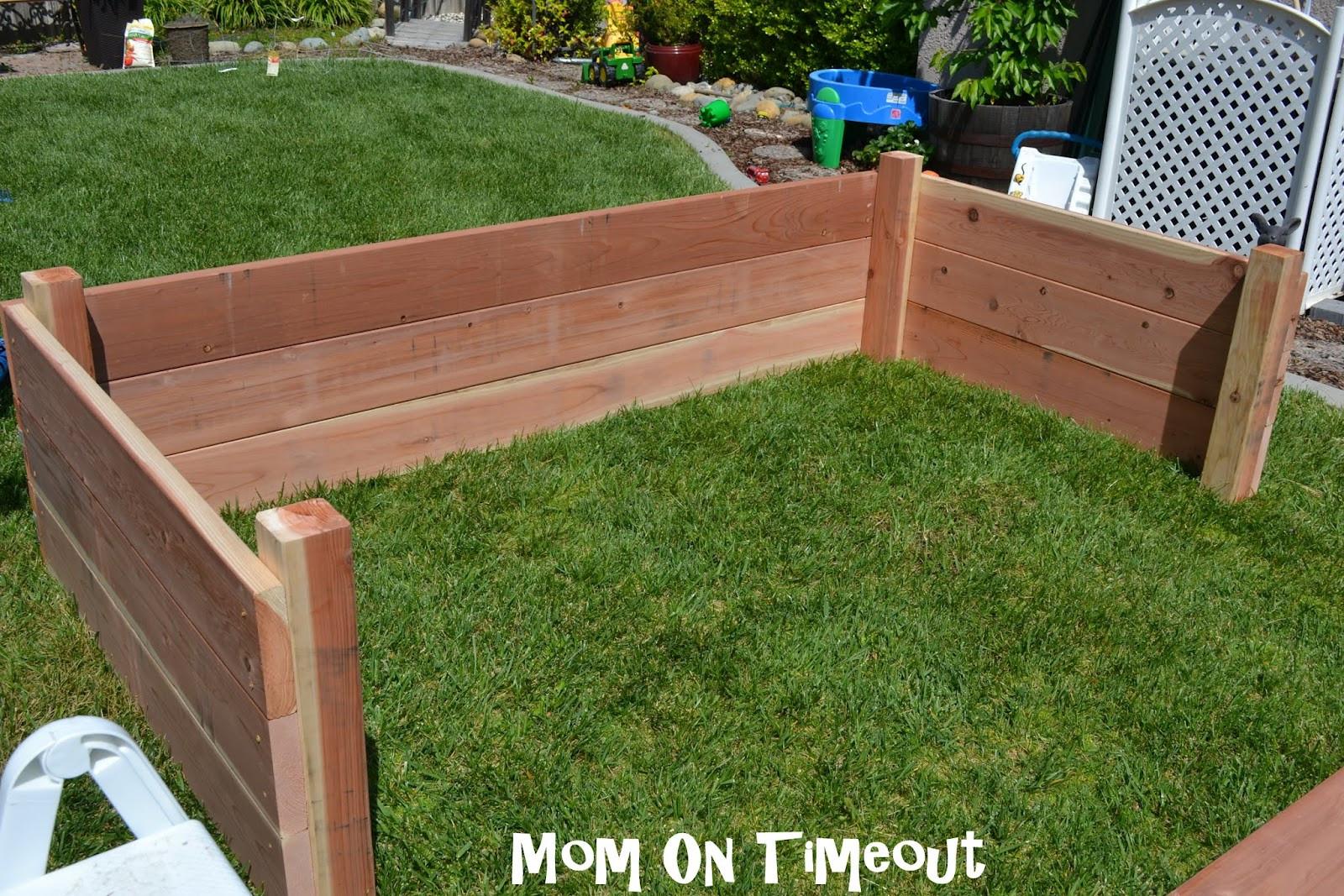 Best ideas about DIY Planter Box . Save or Pin DIY Garden Planter Box Tutorial Now.