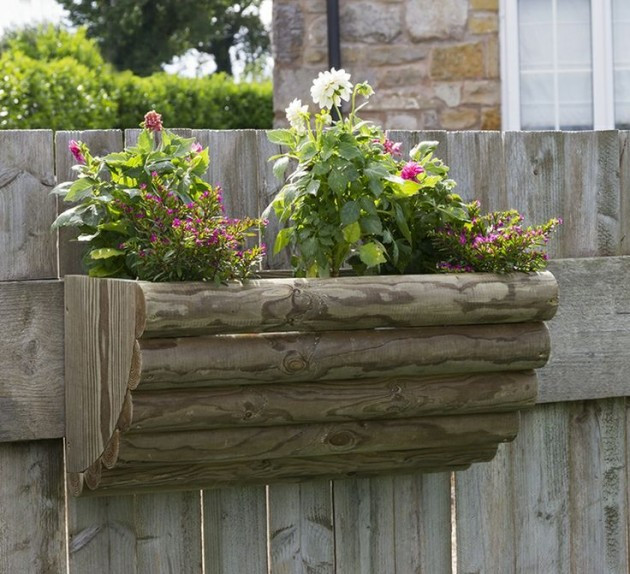 Best ideas about DIY Planter Ideas . Save or Pin 25 Adorable DIY Wooden Planter Ideas Now.