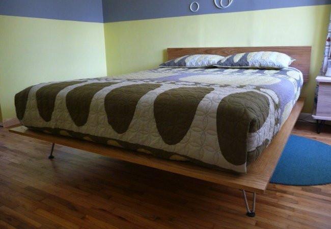 Best ideas about DIY Platform Bed . Save or Pin DIY Platform Bed 5 You Can Make Bob Vila Now.