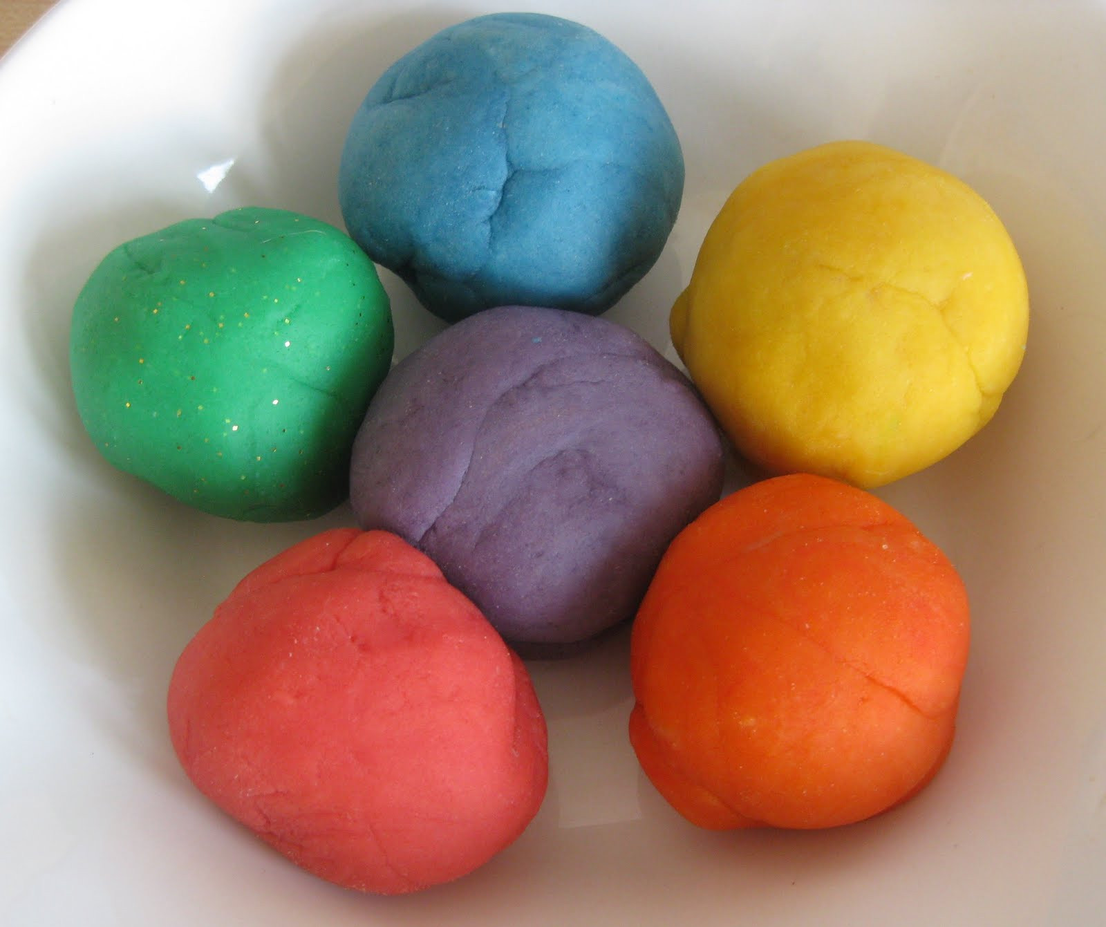 Best ideas about DIY Play Doh . Save or Pin Counting Coconuts Homemade Playdough Recipe & Notes Now.