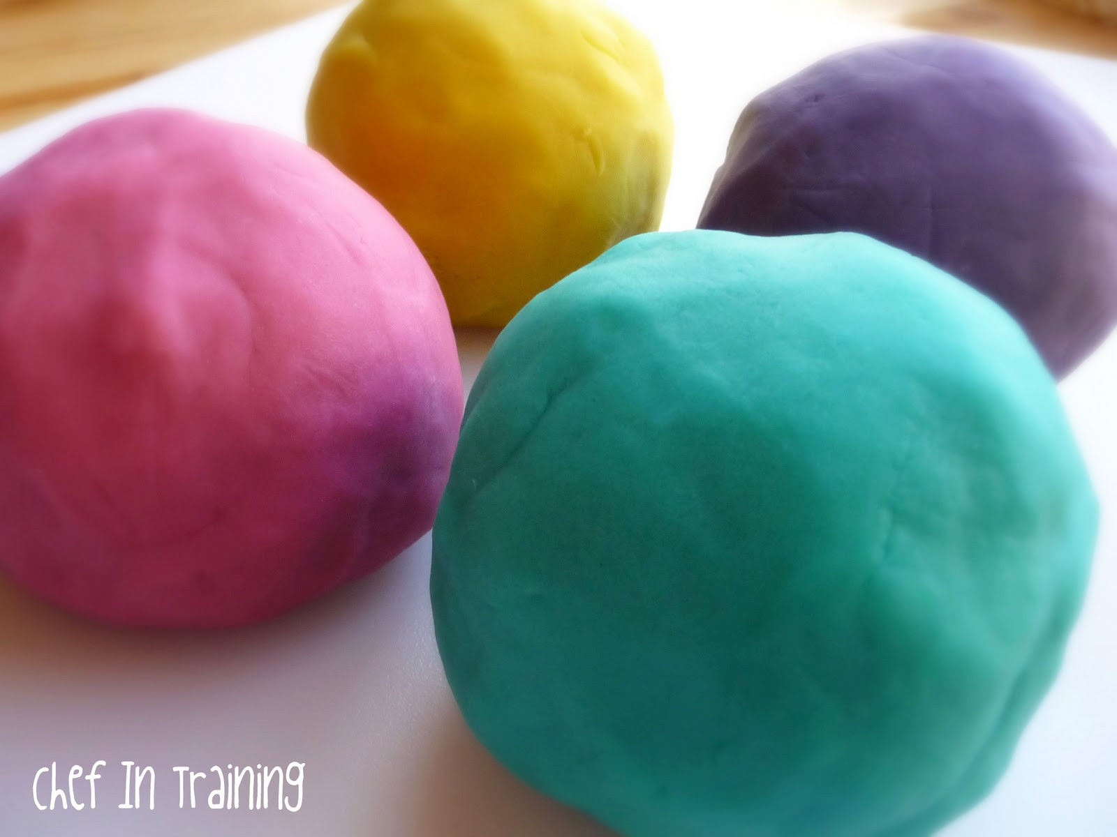 Best ideas about DIY Play Doh . Save or Pin The Softest and Squishiest Homemade Playdough Chef in Now.