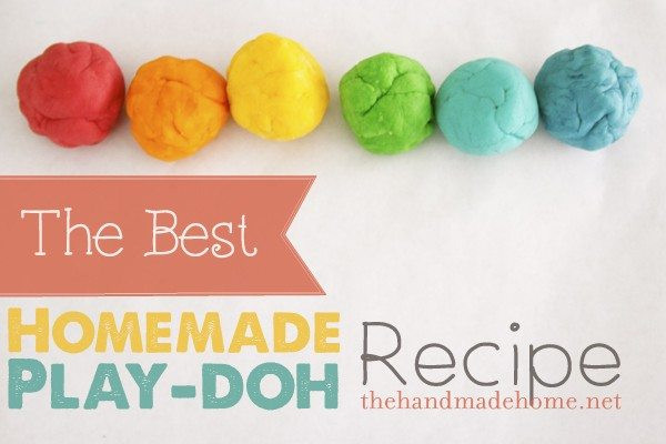 Best ideas about DIY Play Doh . Save or Pin our very favorite easter ideas The Handmade Home Now.