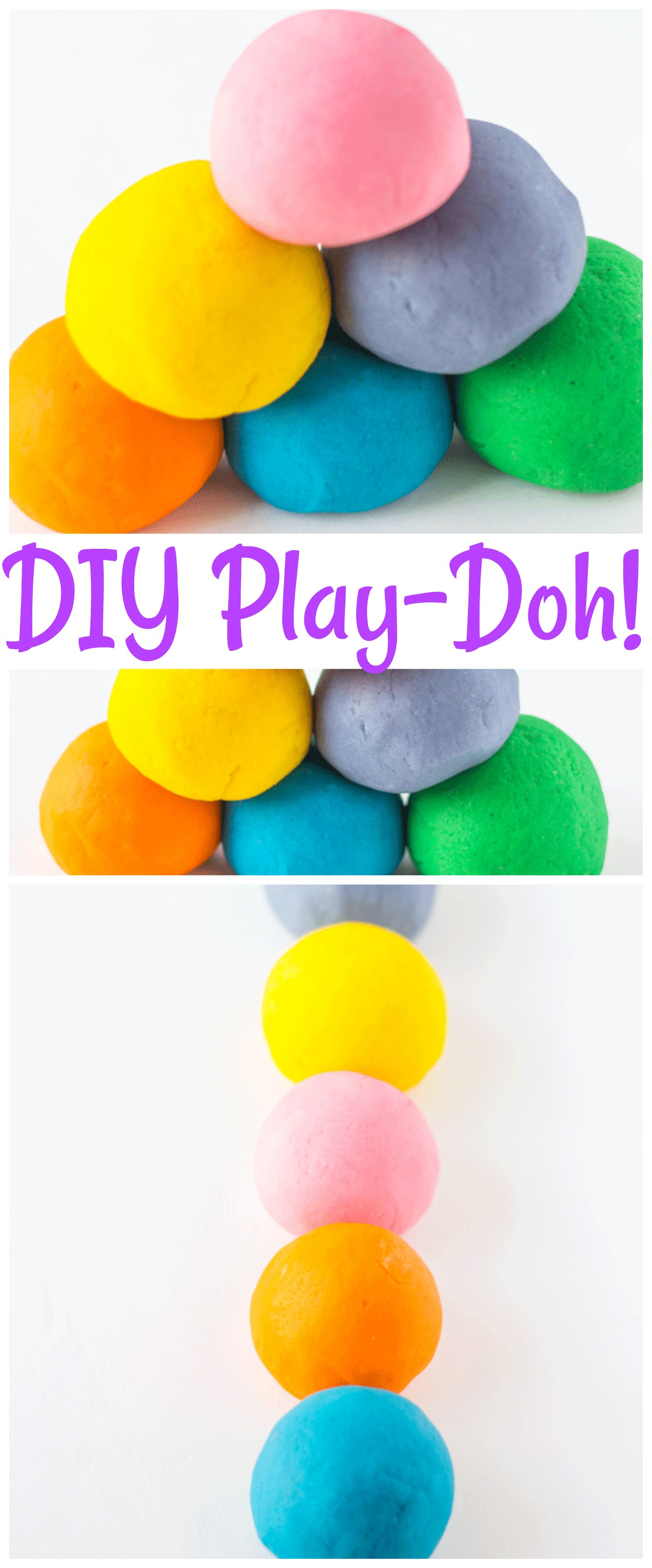 Best ideas about DIY Play Doh . Save or Pin Homemade Playdough Recipe • Mid Momma Now.