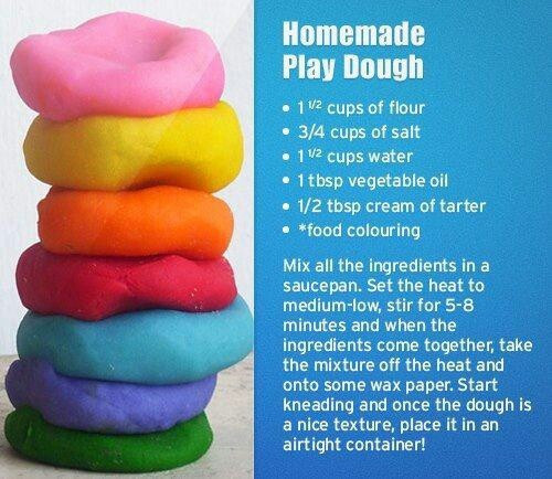 Best ideas about DIY Play Doh . Save or Pin Homemade play doh The kids Now.