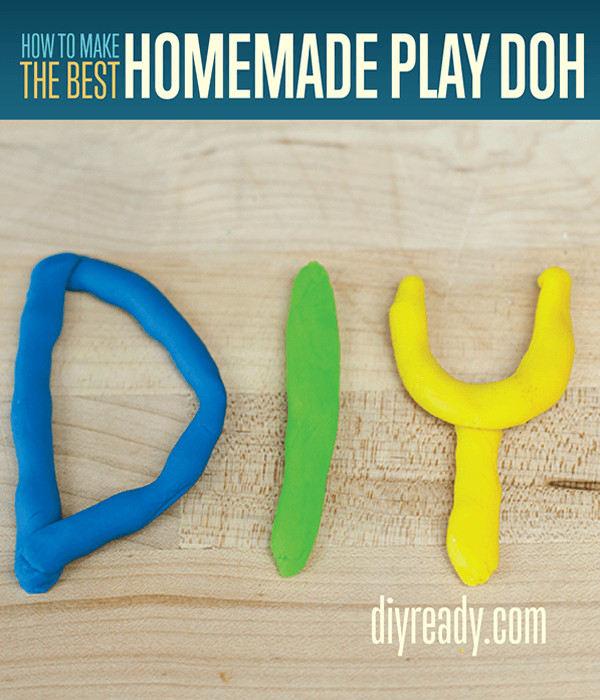 Best ideas about DIY Play Doh . Save or Pin How To Make Homemade Play Doh Now.