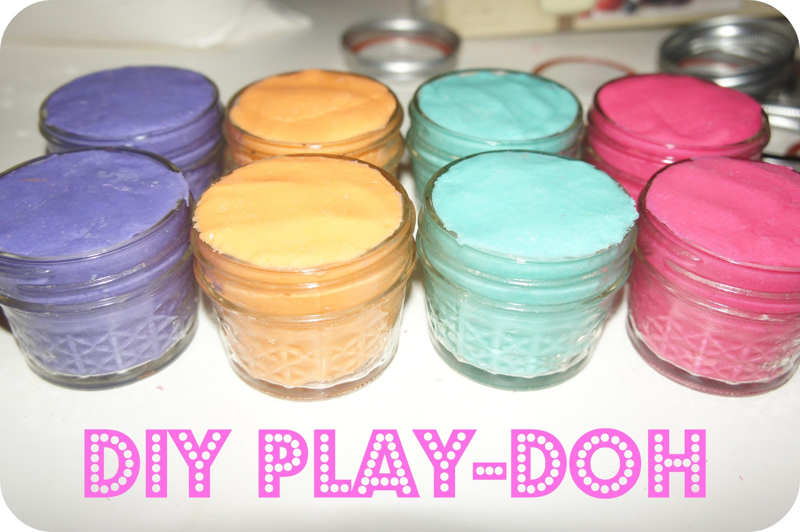 Best ideas about DIY Play Doh . Save or Pin DIY Play Doh Joan Ellen Cornell Now.