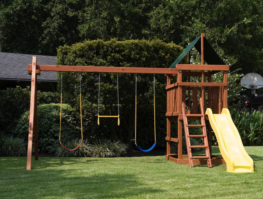 Best ideas about DIY Playset Kit . Save or Pin Endeavor Playset DIY Fort and Swingset Plans Now.