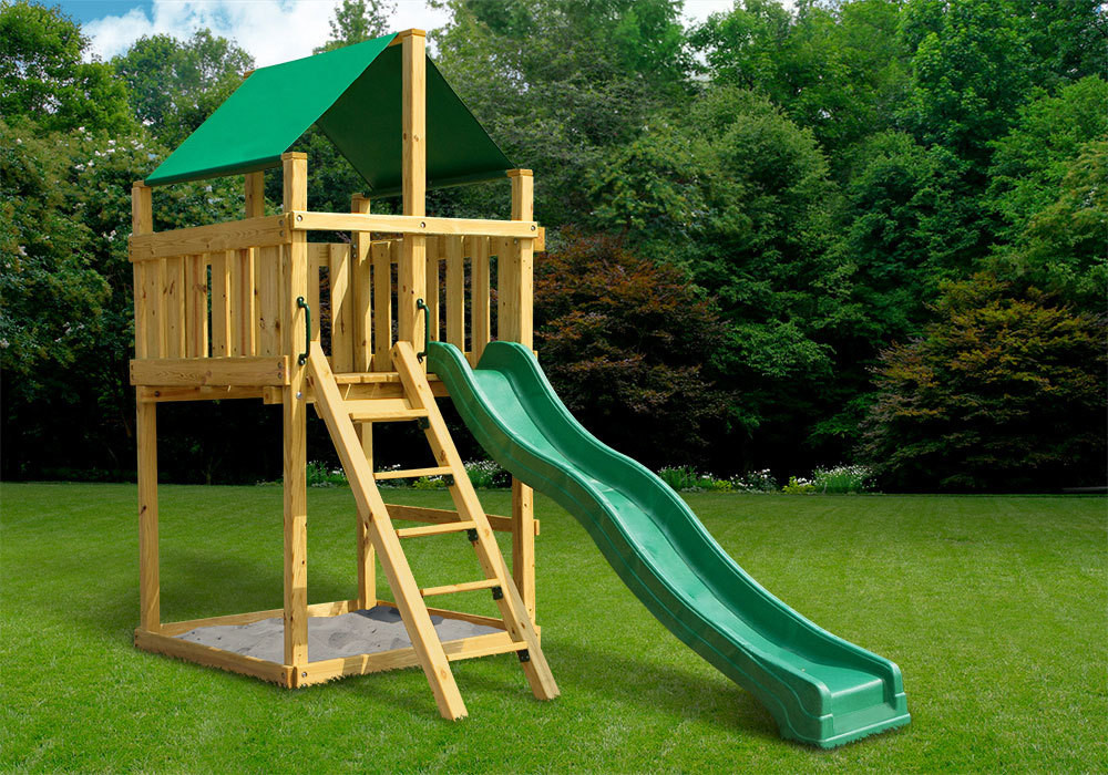 Best ideas about DIY Playset Kit . Save or Pin Discovery Fort DIY Kit SwingSetMall Now.