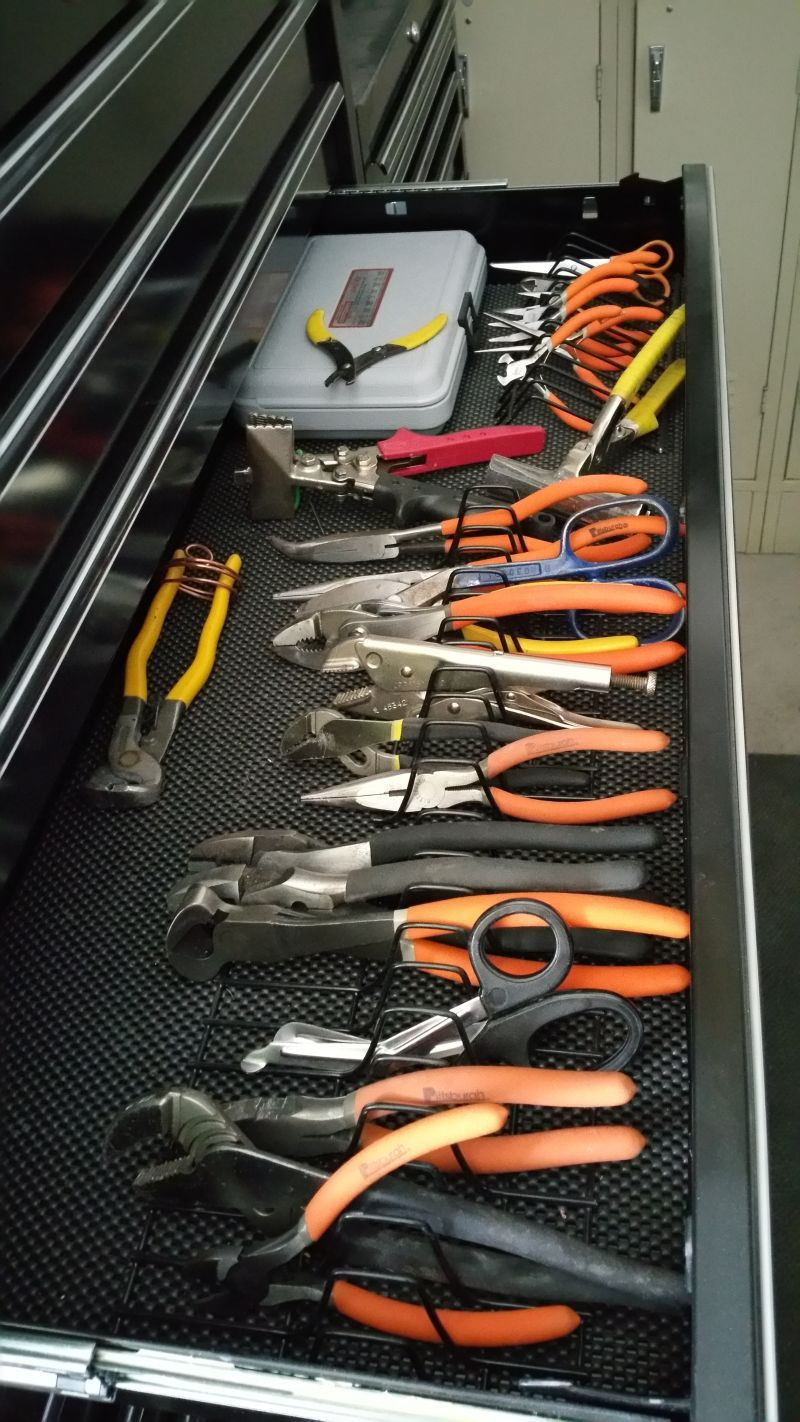 Best ideas about DIY Plier Organizer . Save or Pin Maximize Your Drawer Space with This DIY Plier and Wrench Now.