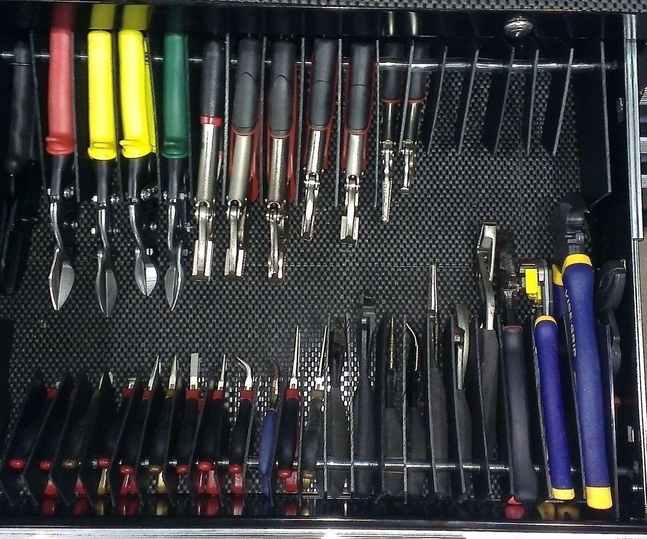 Best ideas about DIY Plier Organizer . Save or Pin Pliers Organizer 7 Now.