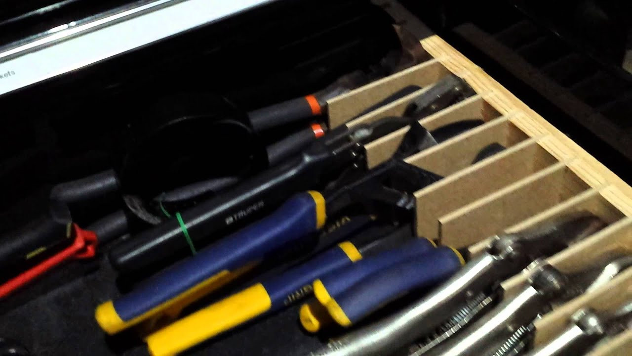 Best ideas about DIY Plier Organizer . Save or Pin DIY Plier Organizer for your Drawer Now.