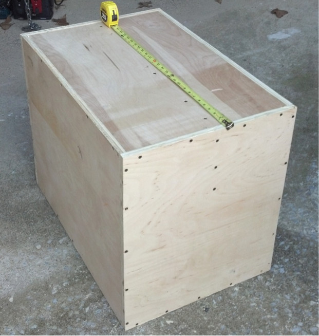 Best ideas about DIY Plyometric Box . Save or Pin How to Build a nother Plyometric Box Now.