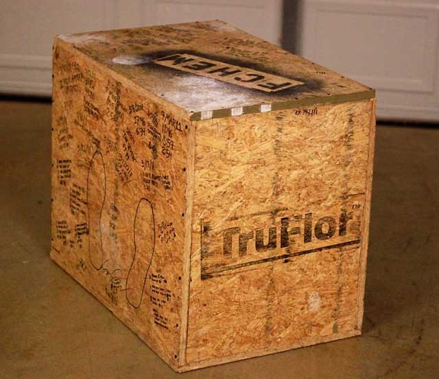 Best ideas about DIY Plyometric Box . Save or Pin How to Build a Plyometric Box End of Three Fitness Now.