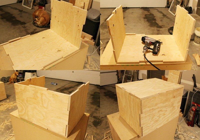 Best ideas about DIY Plyometric Box . Save or Pin DIY 3 in 1 WOOD PLYO BOX for $35 Fitness Tutorials Now.