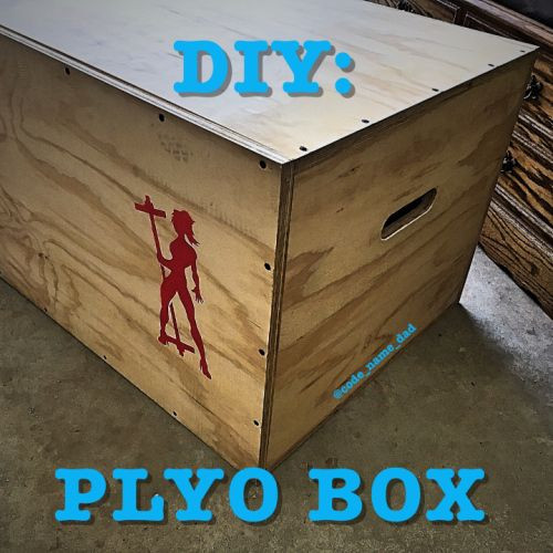 Best ideas about DIY Plyometric Box . Save or Pin 17 best images about DIY on Pinterest Now.