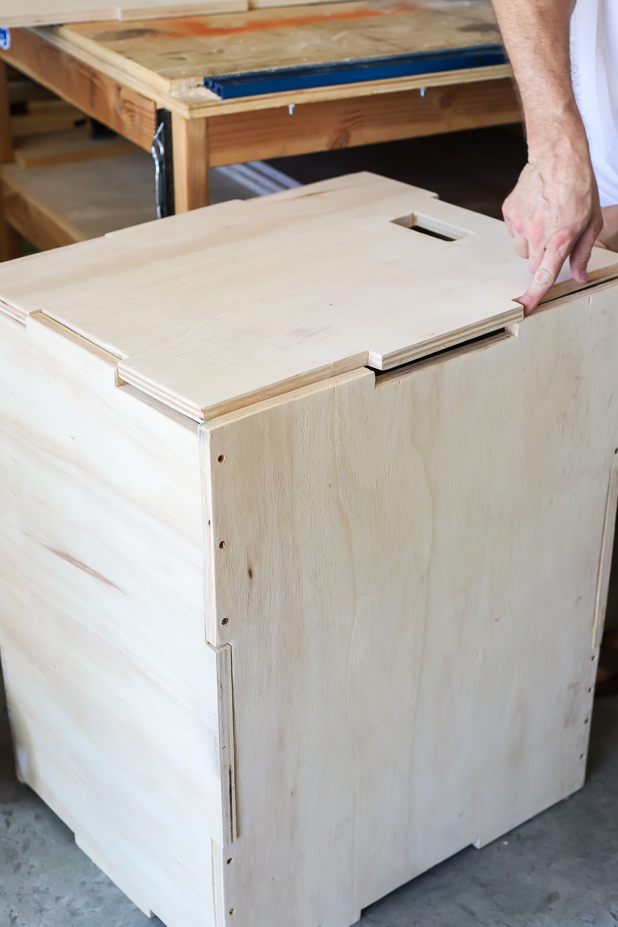 Best ideas about DIY Plyometric Box . Save or Pin Build a DIY 3 in 1 Plyometric Box for Box Jump Exercises Now.