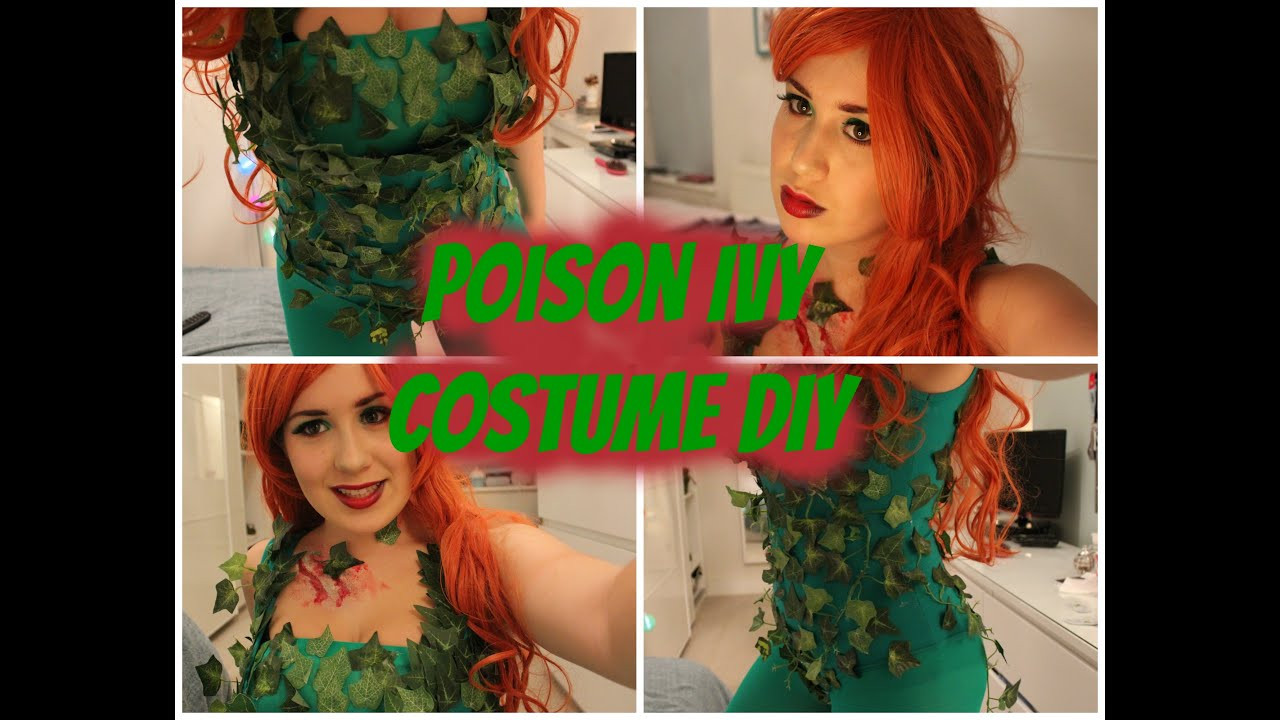 Best ideas about DIY Poison Ivy Costume . Save or Pin Poison Ivy Costume DIY Now.