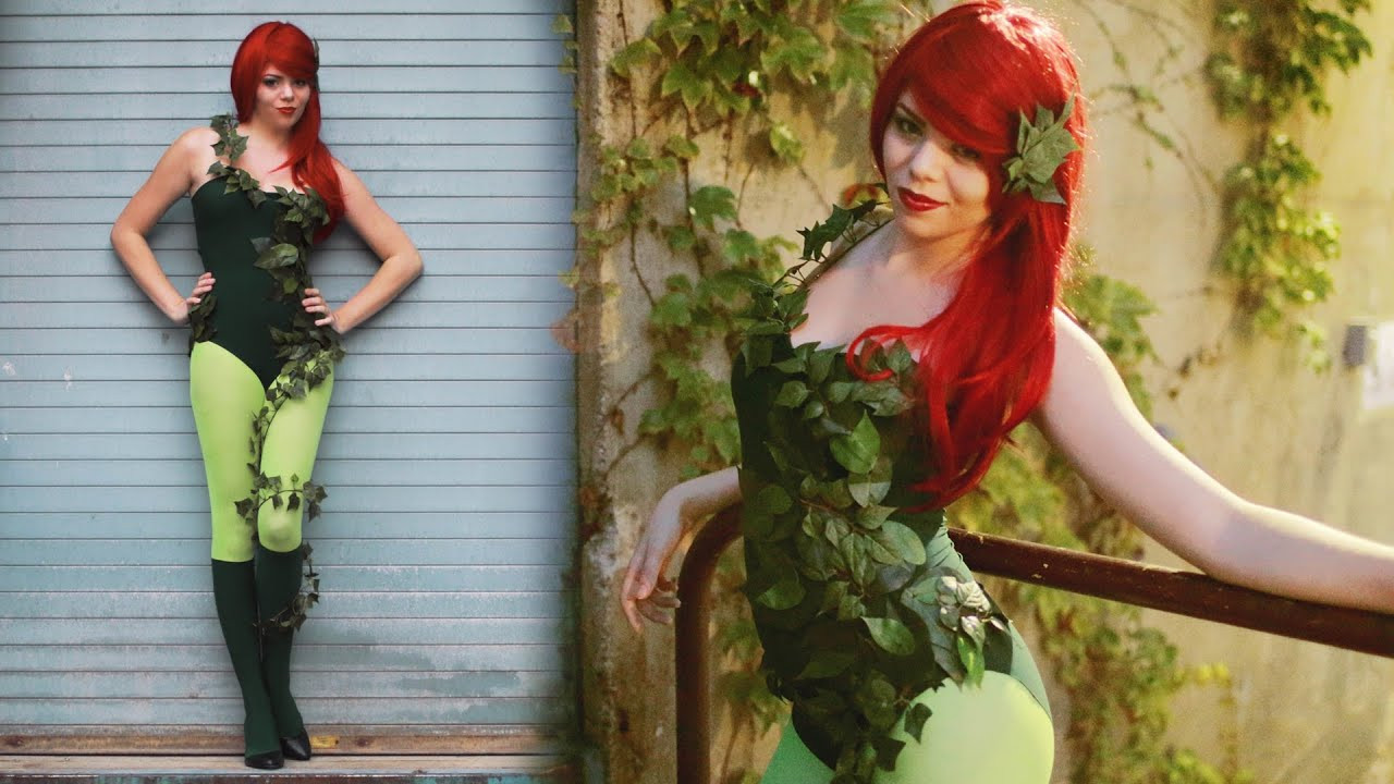 Best ideas about DIY Poison Ivy Costume . Save or Pin DIY POISON IVY BATMAN COSTUME Now.