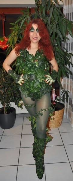 Best ideas about DIY Poison Ivy Costume . Save or Pin Halloween Costumes 2018 More Creative DIY Halloween Now.