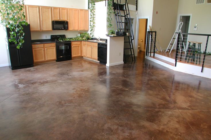Best ideas about DIY Polished Concrete Floors . Save or Pin Best 25 Stained cement floors ideas on Pinterest Now.