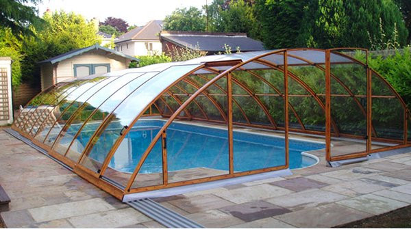 Best ideas about DIY Pool Enclosure . Save or Pin 15 Stylish Pool Enclosure for Year Round Pool Usage Now.