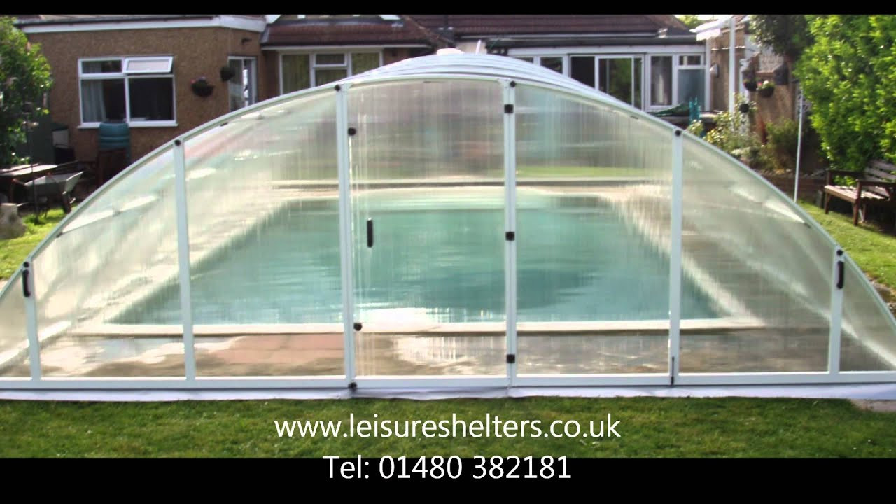 Best ideas about DIY Pool Enclosure . Save or Pin Klasik swimming pool enclosure from Leisure Shelters UK Now.