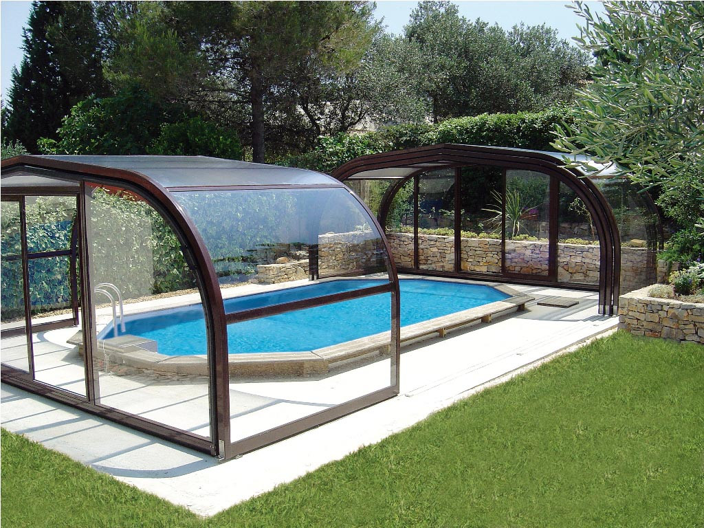 Best ideas about DIY Pool Enclosure . Save or Pin Swimming Pool Enclosures DIY Now.