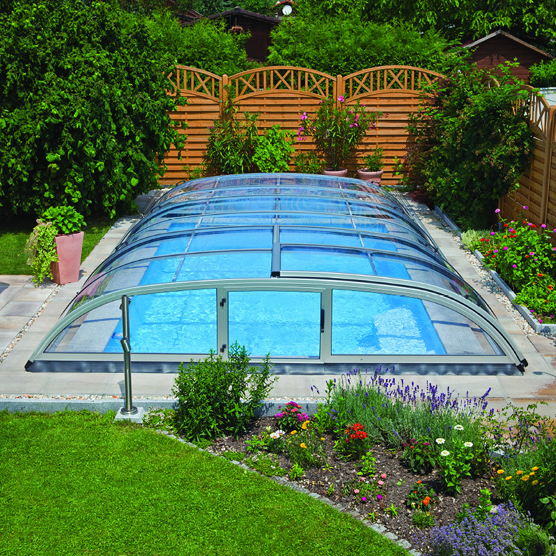 Best ideas about DIY Pool Enclosure . Save or Pin DIY Pool Enclosures Flat Clear Now.