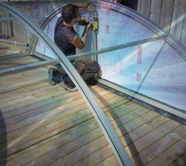 Best ideas about DIY Pool Enclosure . Save or Pin 5 Simple Steps in Assembling a DIY Pool Enclosure Kit Now.