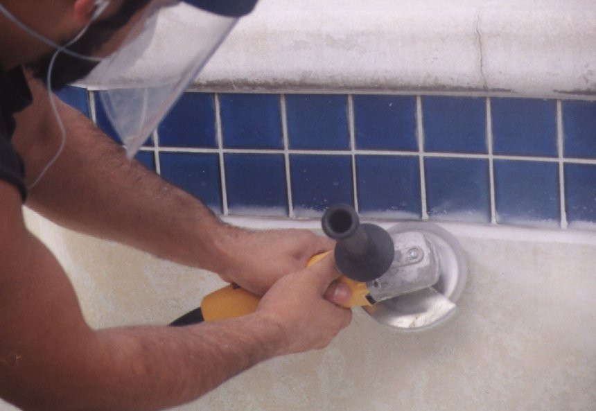 Best ideas about DIY Pool Plaster Repair . Save or Pin How To Repair Cracks In Brick Walls Why Do Make Now.