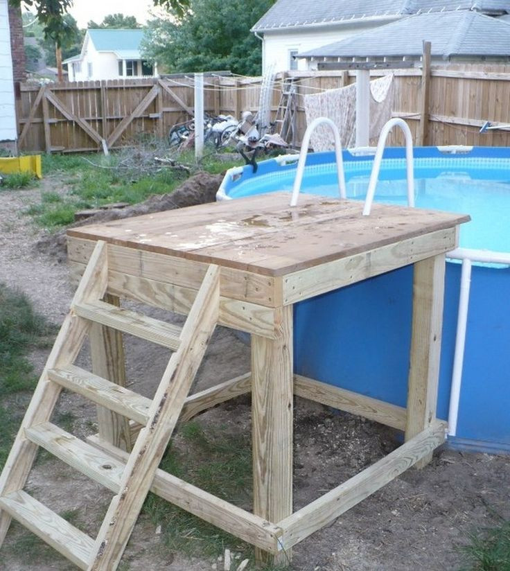 Best ideas about DIY Pool Steps . Save or Pin 25 best ideas about Pool Steps on Pinterest Now.