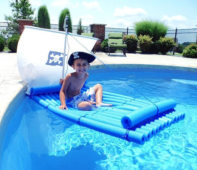 Best ideas about DIY Pool Toys . Save or Pin 6 Great DIY Pool Toys for Kids of all Ages Now.