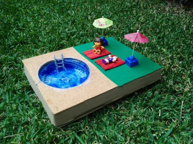 Best ideas about DIY Pool Toys . Save or Pin Swimming Craft Ideas Now.