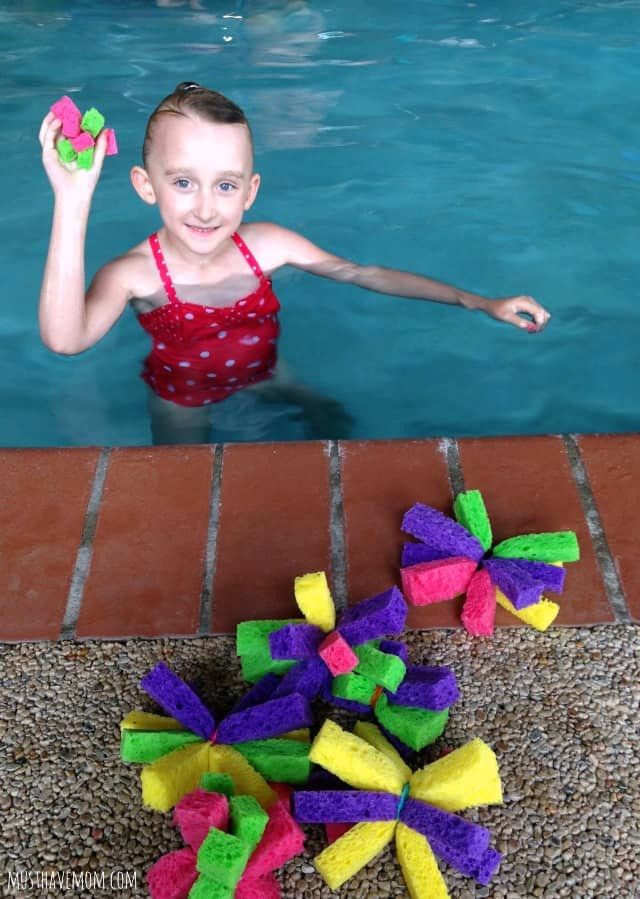 Best ideas about DIY Pool Toys . Save or Pin DIY Water Bomb Flowers Pool Toy & Game Idea Now.
