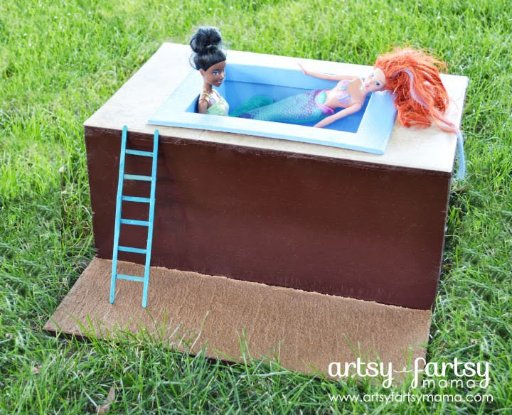 Best ideas about DIY Pool Toys . Save or Pin DIY Toy Pool Now.