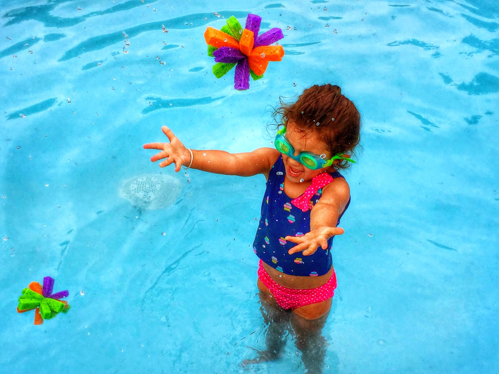 Best ideas about DIY Pool Toys . Save or Pin Our Beautifully Messy House DIY Pool Toys DIY Bath Toys Now.