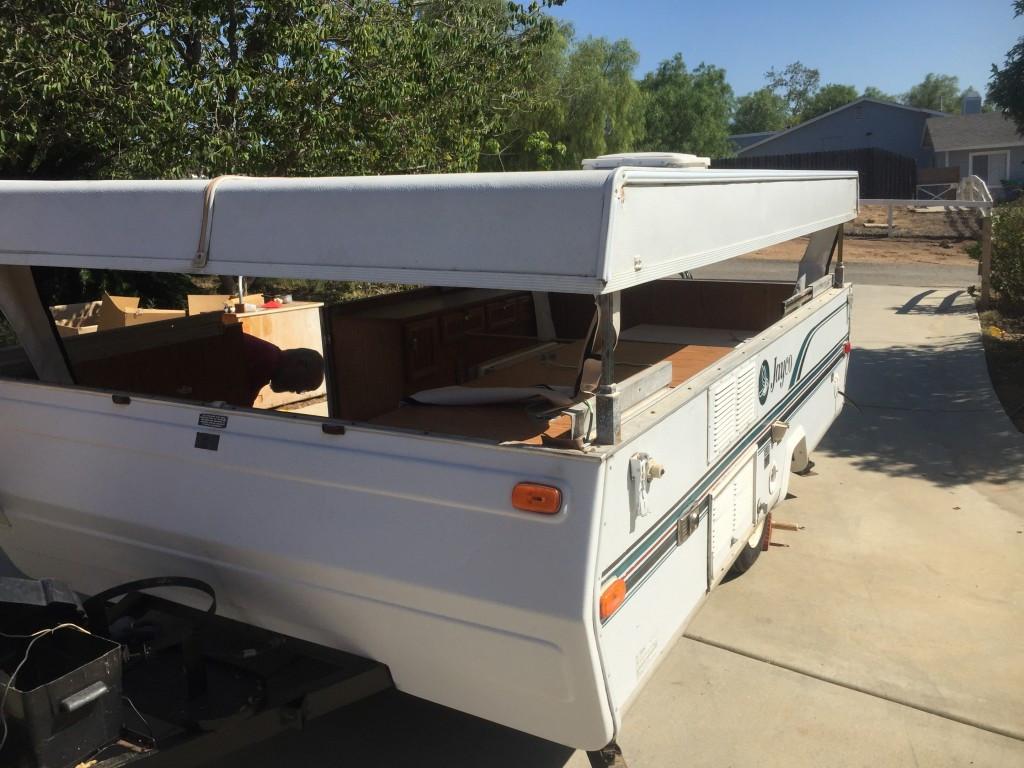 Best ideas about DIY Pop Up Camper . Save or Pin DIY pop up camper Now.